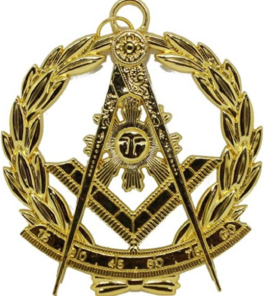 Craft Provincial Scottish Collar Grand Lodge Jewel - Past Master