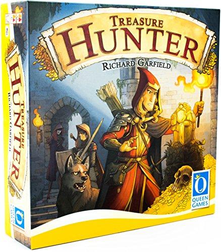 Queen Games - Treasure Hunter