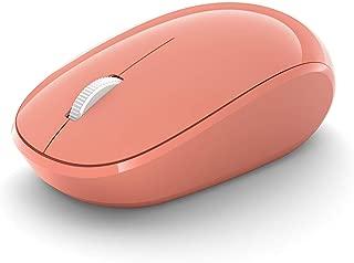 【2020年最新版】マイクロソフトBluetooth マウス(ピーチ)RJN-00044