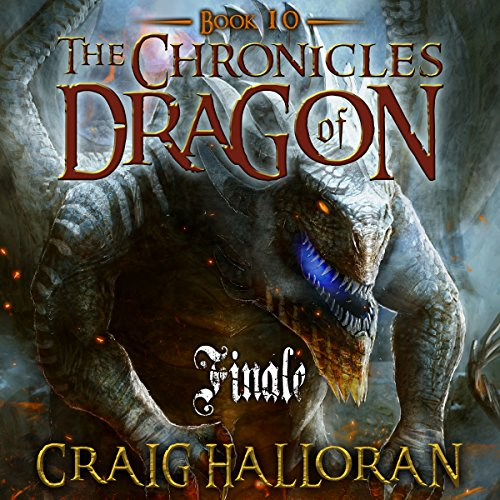 The Chronicles of Dragon: Finale cover art