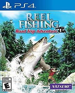 Reel Fishing: Road Trip Adventure - PlayStation 4