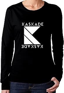 Linsa Kaskade DJ Logo Women's Printed Sport T Shirt