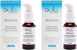 2 Piece Dr.jill G5 Essence Cream Serum Reducing Wrinkle Anti-aging Moisturizing Skin 30 Ml