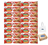 Trix Cereal Bars 16 ct (Bay Area Marketplace Tote Bag included with Purchase)