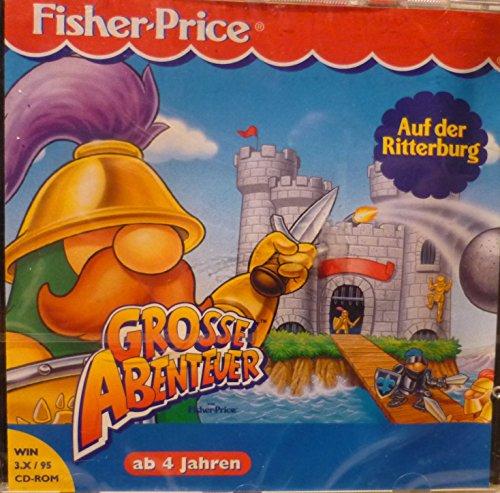 Großes Abenteuer auf der Ritterburg