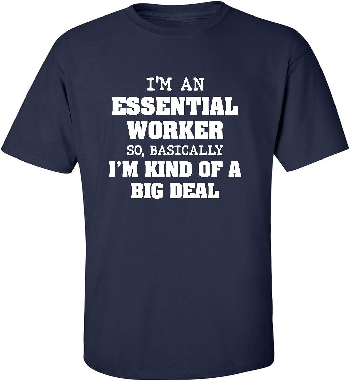 I'm an Essential Worker Adult Short Sleeve T-Shirt