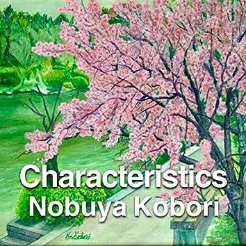 Characteristics, Vol. 3