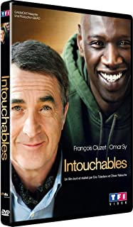 Intouchables Francia DVD