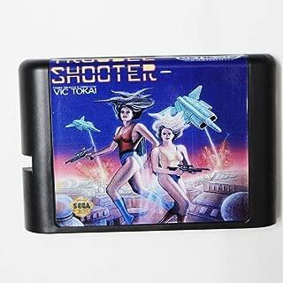 Value★Smart★Toys - Trouble Shooter 16 bit MD Game Card for Sega Mega Drive for Genesis