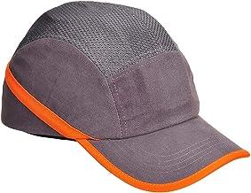 Portwest PW69 Vent Cool Bump Cap, Grijs
