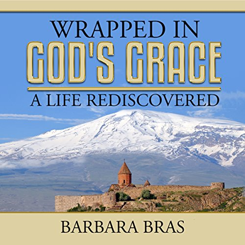 Wrapped in God's Grace audiobook cover art