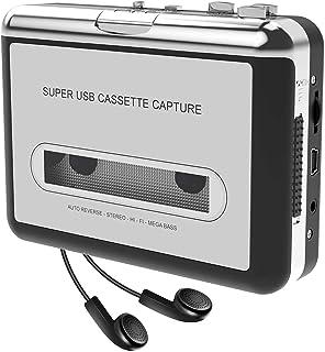 HFAN Tape to PC USB Cassette & MP3 CD Converter Capture Digital Audio Music Player