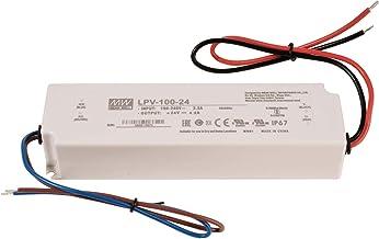 Mean Well LPV-35-24 24V 1.50A transformator voor LED-lampen IP67