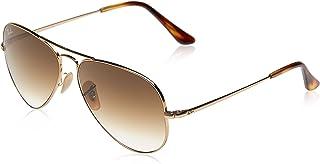 Ray-Ban Unisex's Rb3689 Metal Ii Sunglasses