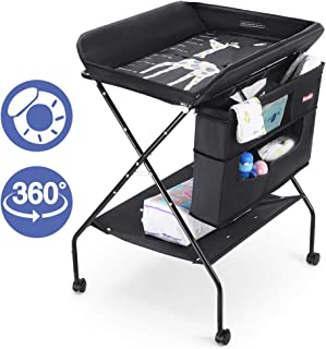 Best folding diaper changing table Reviews