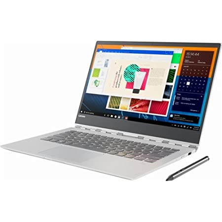 Lenovo Yoga 920 - 13.9インチ 4K UHD Touch - 8Gen i7-8550U - 16GB - 1TB SSD - プラチナ+アクティブペン
