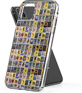 rebecc Mexican Loteria Case Cover Compatible for iPhone iPhone (11 Pro)