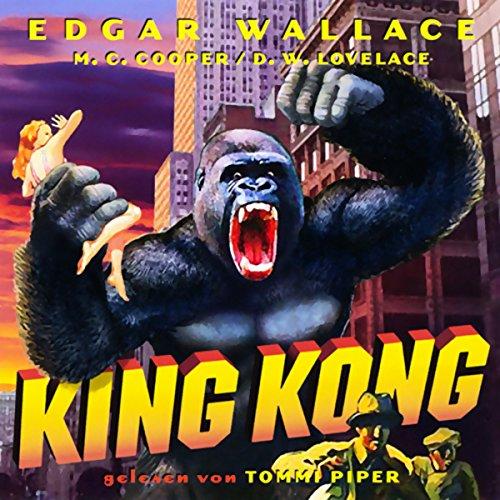 King Kong Titelbild