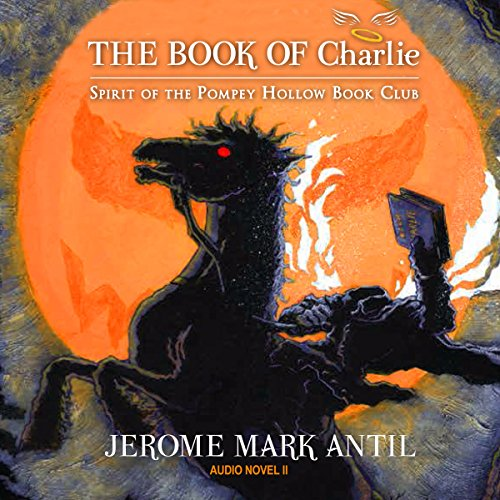 The Book of Charlie audiobook cover art