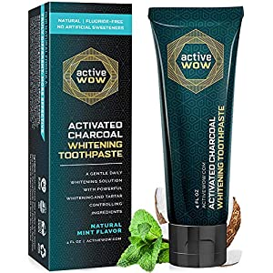 Active Wow Whitening Toothpaste