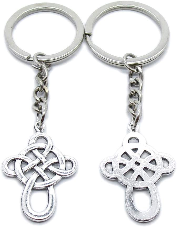 Save money 50 Pieces Keychains Keyrings Ranking TOP3 Party Wholesale MT5 Favors Supplies