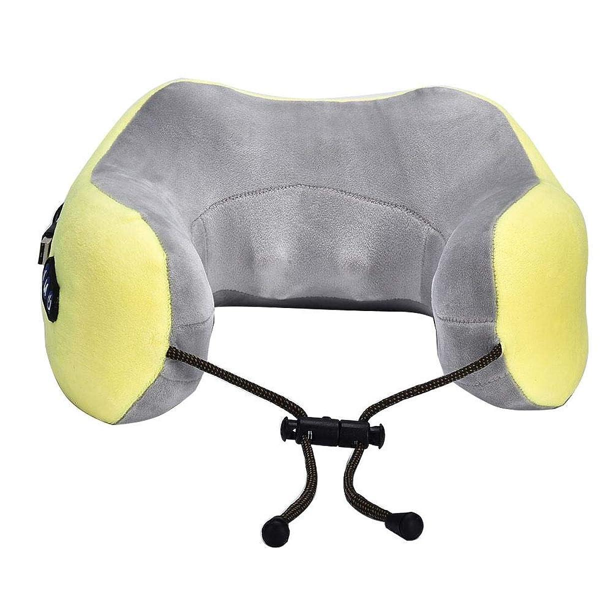ペース症状リラックスした首?マッサージャー、深いレベルの首のマッサージャー男性/女性/ママ/お父さんのための最高の贈り物のために存在 - 首、背中、肩、ウエスト、脚、足と筋肉のための深い混練マッサージ