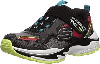Skechers 斯凯奇男孩轻质 Gore & Strap sna运动鞋