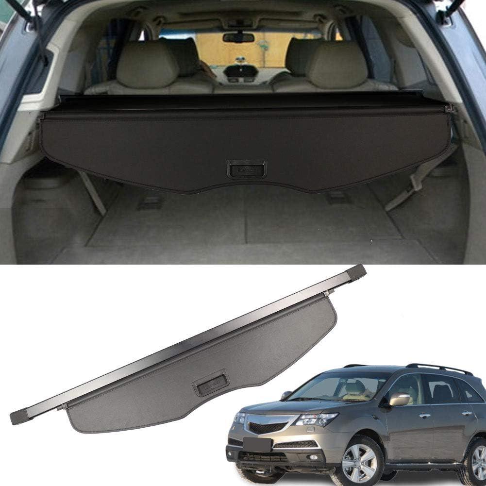 Beige MarretooAuto Shade SUV Luggage Retractable Cargo Cover Shield for 2013 2014 2015 2016 Acura RDX Electric Tailgate