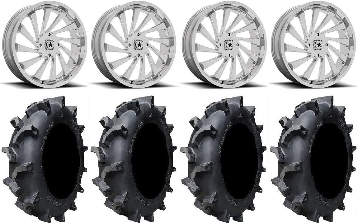 Bundle - 9 Items: MSA Blade Wheels 20