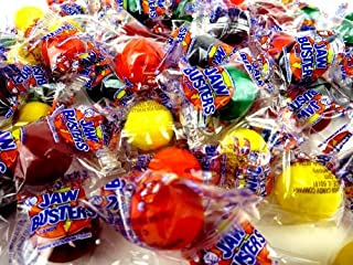 3 POUND JAW BUSTERS JAWBREAKERS FERRARA PAN CANDY