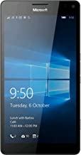 Microsoft Lumia 950 XL RM-1116 (Factory Unlocked) Dual SIM North American Version (Black)