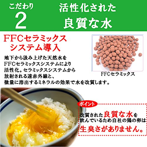 櫛田養鶏場『おいしい赤卵』