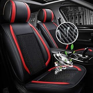 Asiento de GM cuatro estaciones cubierta del coche del sistema completo de la PU impermeable del amortiguador de asiento de cuero del coche del protector,C