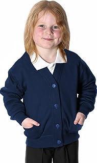 Uniform Fleece Cardigan Navy Blue 11-12 Years