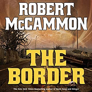The Border cover art