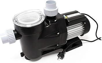 WilTec Zwembadpomp, 33600 l/u, 1500 W, filterpomp, circulatiepomp