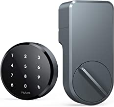 Victure Smart Lock - Keyless Entry with App & Touchpad,...