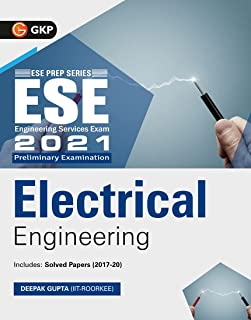 UPSC ESE 2021 : Electrical Engineering - Guide