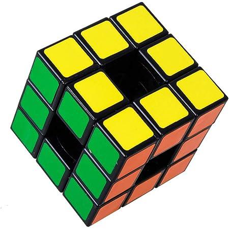 陽光の道 3x3 スピードキューブ 3x3x3 中空マジックキューブ 3x3x3 キューブパズル 競技用 立体パズル 知育玩具 パズル 幼児 脳トレ ストレス解消 6歳以上適合します
