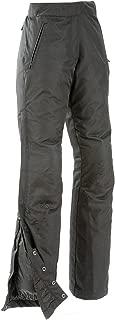 Joe Rocket Ballistic 7.0 Women's Motorcycle Riding Pants (Black, Large)