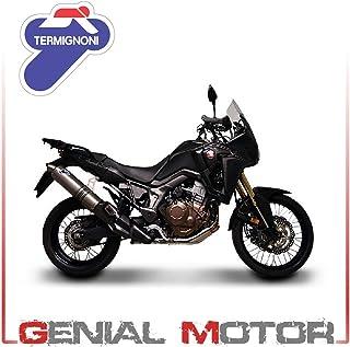 Suchergebnis Auf Für Africa Twin Auspuff Abgasanlage Motorräder Ersatzteile Zubehör Auto Motorrad