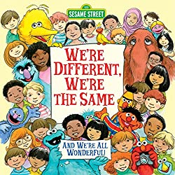 bedtime stories for kids We're Different We're the same