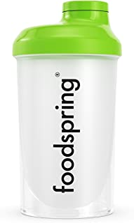 foodspring Shaker, 500ml, Le shaker parfait pour vos protéines