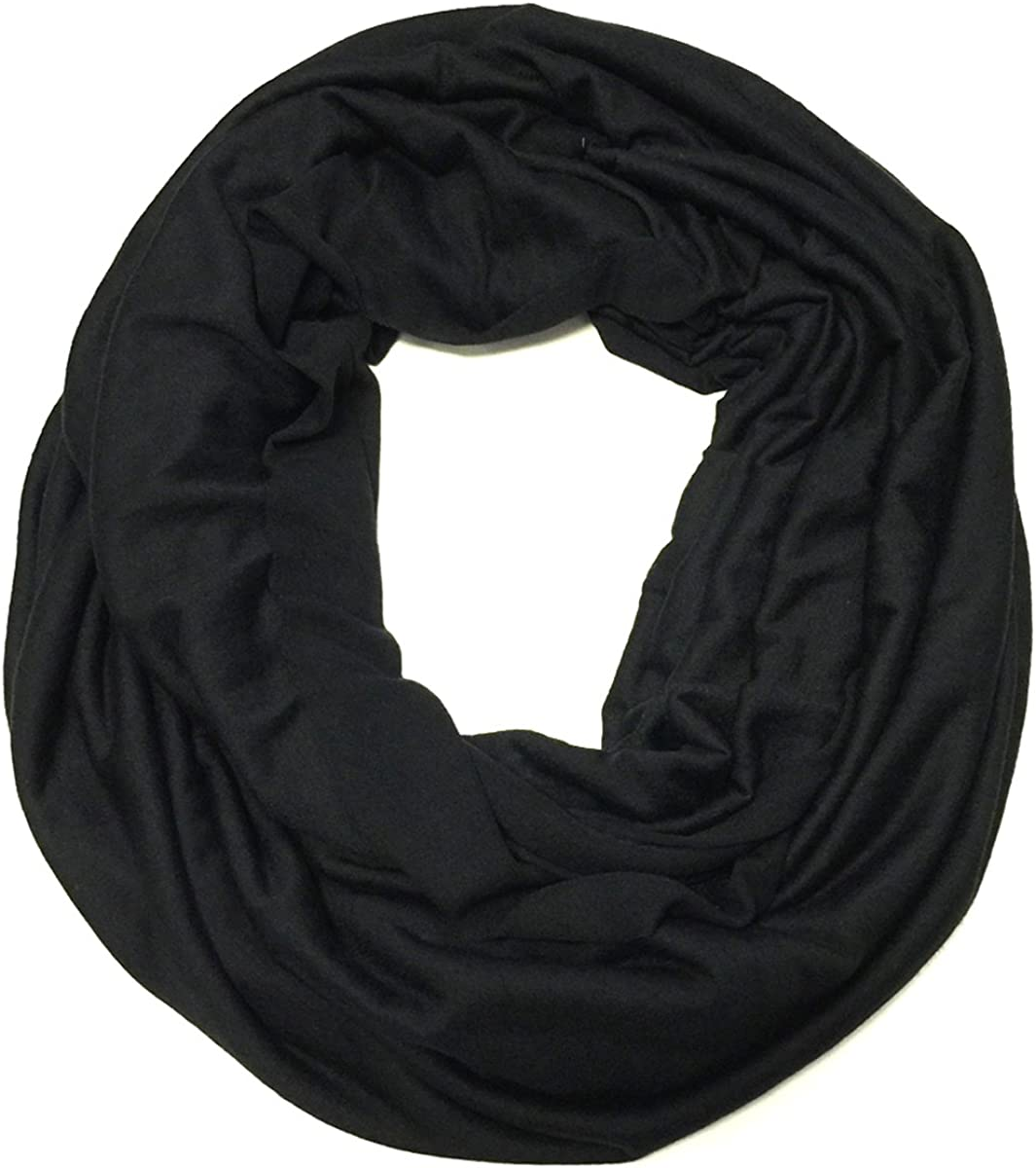 Wrapables Soft Now on Max 58% OFF sale Jersey Scarf Infinity Knit