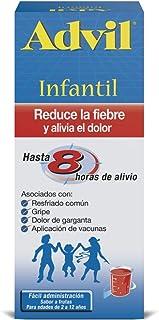 Advil Suspensión Infantil (Frasco con 100ml)