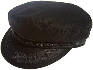 Authentic Greek Fisherman's Cap - Wool - Black