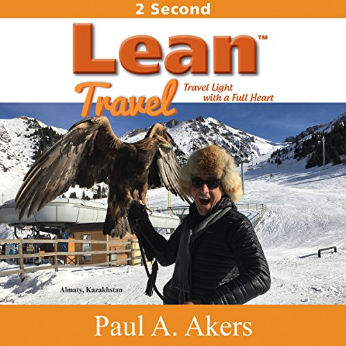 Lean Travel audiobook cover art