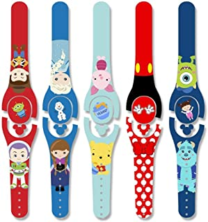 Dynamic Duos Decal for the Disney Magic Band 2 | MagicBand 2.0 Skin