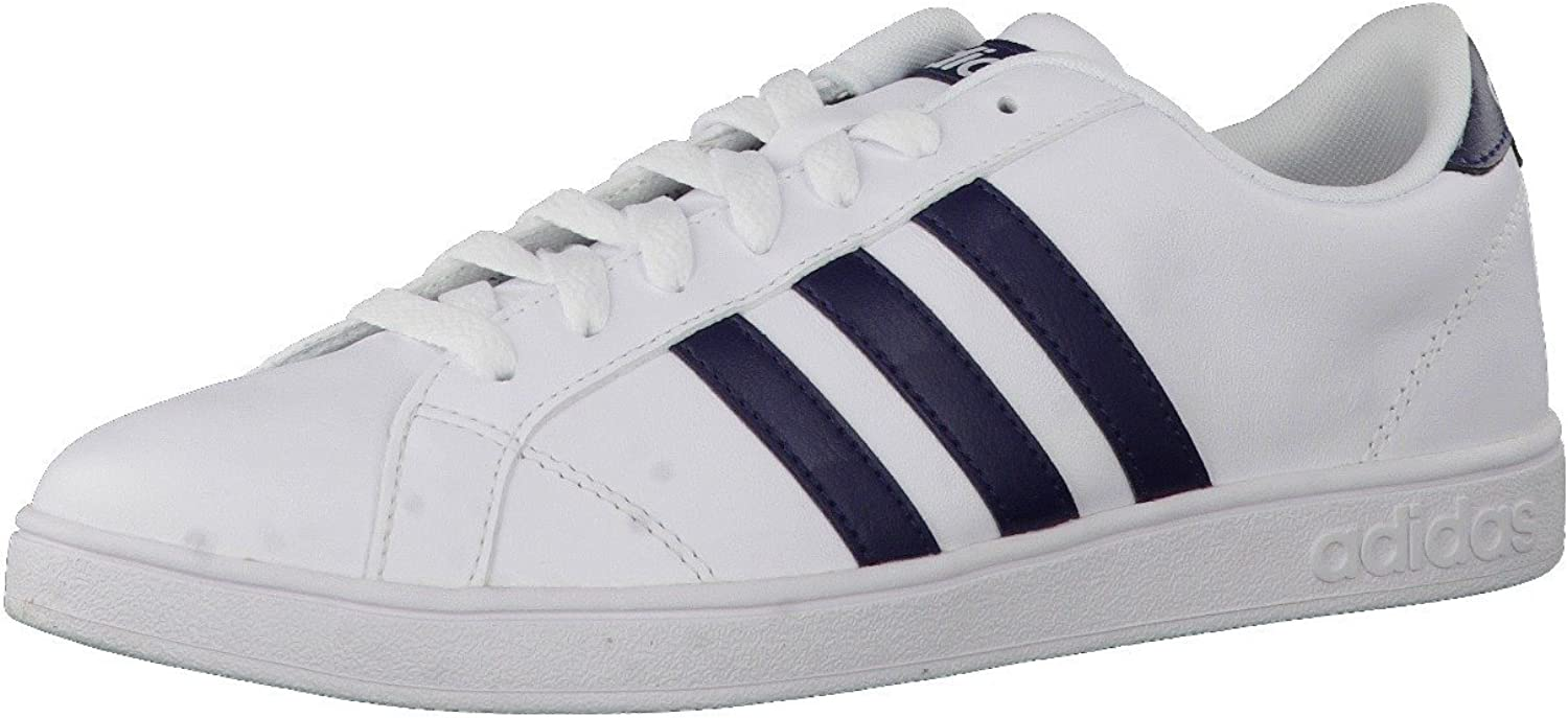 Adidas Neo Baseline Aw4618 Footwear White, Men's Low-top