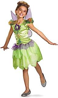 Disney Tinker Bell Rainbow Classic Girls' Costume
